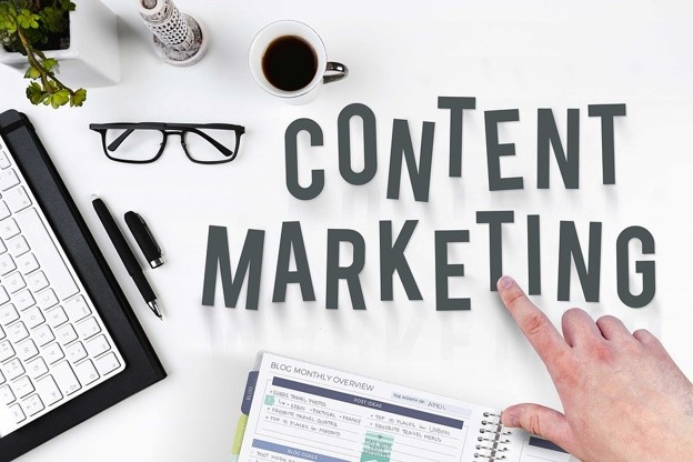 Video content marketing and different areas of content marketing animation